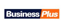 business plus logo